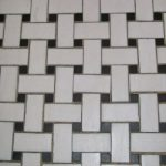 Original bathroom tiles